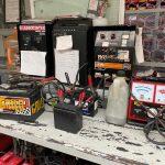 RUNSA, cargador de batería, carga de batería